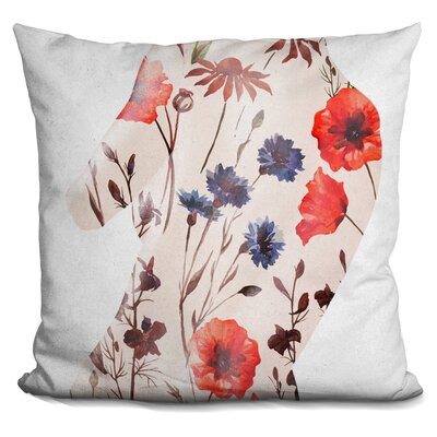 Gillock May Throw Pillow