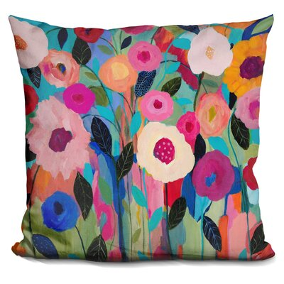 Peirce Autumn Splendor Throw Pillow