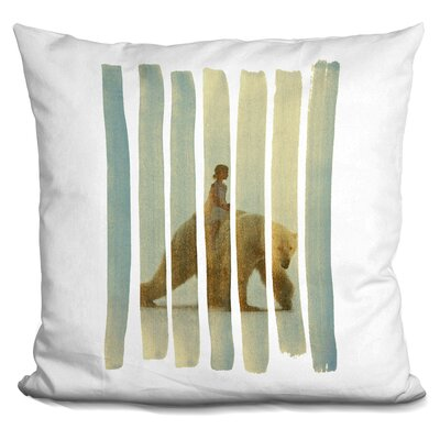 Pendelton Ride Throw Pillow