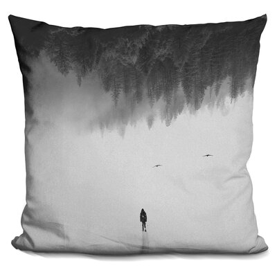 Pendergast Silent Walk Throw Pillow
