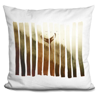 Pendergraft Tail Fin Throw Pillow