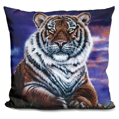 Arizona Tiger Throw Pillow