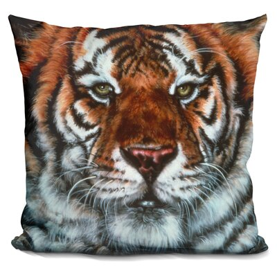 Awesome Beauty Throw Pillow