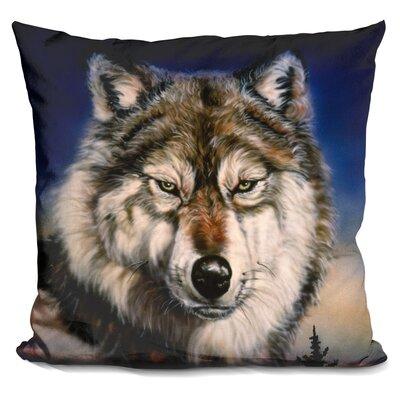 Endange Throw Pillow