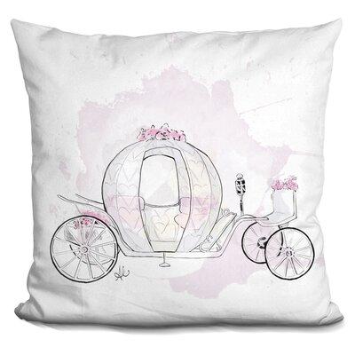 Leo Cinderella Throw Pillow