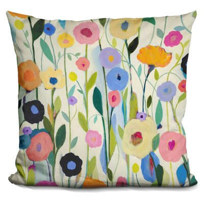 Songs of Joy Throw Pillow