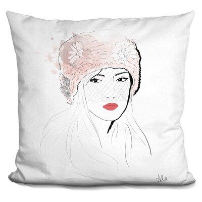 Irizarry Jacqueline Throw Pillow
