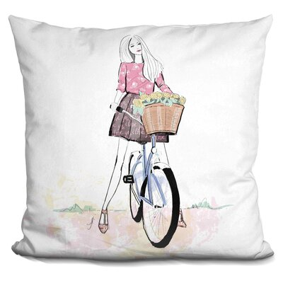Irons Kymberly Throw Pillow