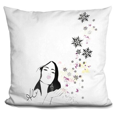 Peguero Meagan'S Wish Throw Pillow