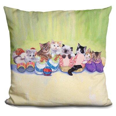 Little Rascals Throw Pillow