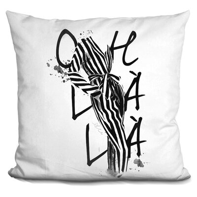 Jolynn Ohlala Throw Pillow