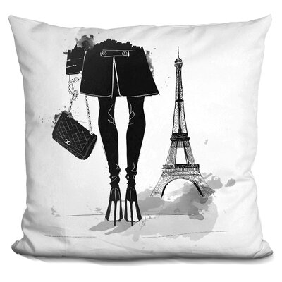 Isaiah Paris is Always A Good Idea Throw Pillow