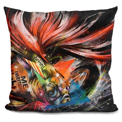 Hikari to Kage Throw Pillow