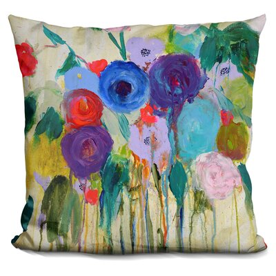 Bachus Cest La Vie Throw Pillow