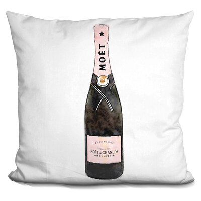 Isler Champagne Throw Pillow