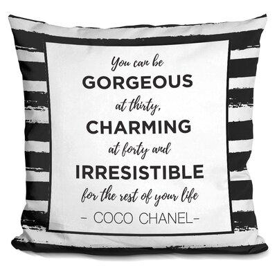 Izquierdo Gorgeous Throw Pillow
