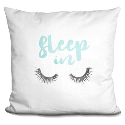Jacobo Sleep Throw Pillow