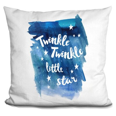 Maskell Twinkle Sky Throw Pillow