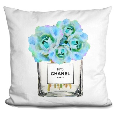 Jacobus Vase No Succuents Throw Pillow