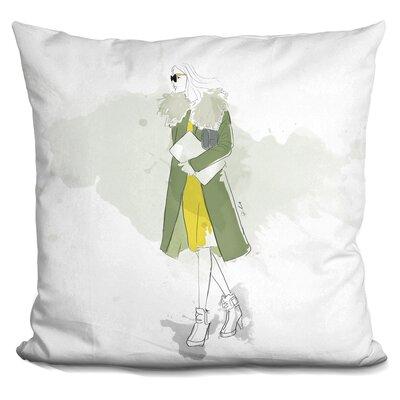 Bindera the Olivia Throw Pillow