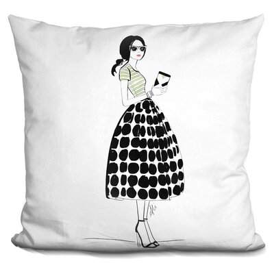 Binning Theerin Throw Pillow