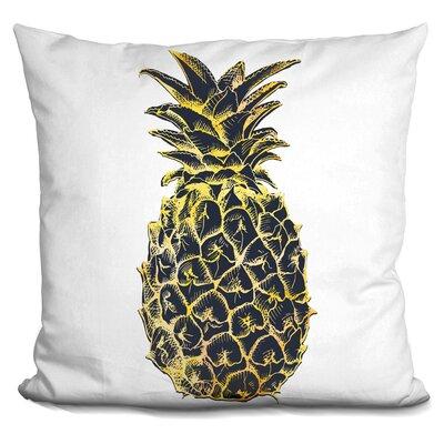 Slezak Pineapple Throw Pillow