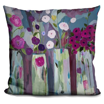Gill Que Sera Sera Throw Pillow