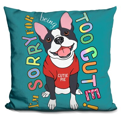 Cordray Graphic Style Throw Pillow