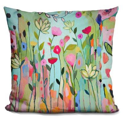 Markowski Floral and Botanical Throw Pillow