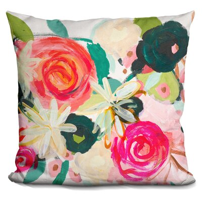 Matchett Deborahs Generosity Throw Pillow
