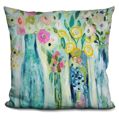 Floral and Botanical II Throw Pillow