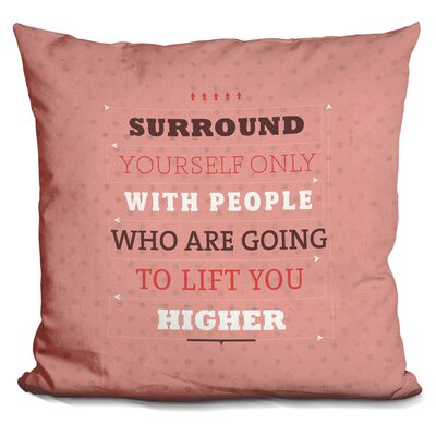 Mathieson Good Friends Throw Pillow