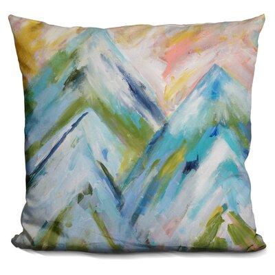 Pereda Colorado Bird Sky Throw Pillow