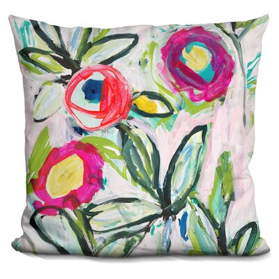 Matney Susans Surprise Throw Pillow