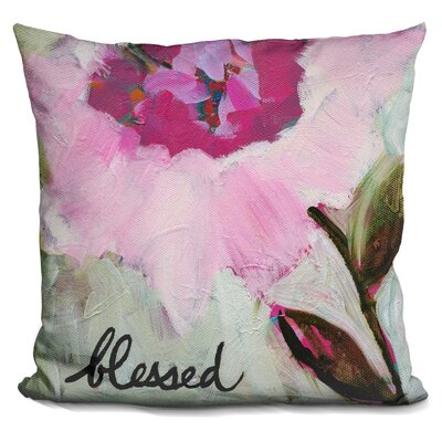 Bailes Blessed Throw Pillow