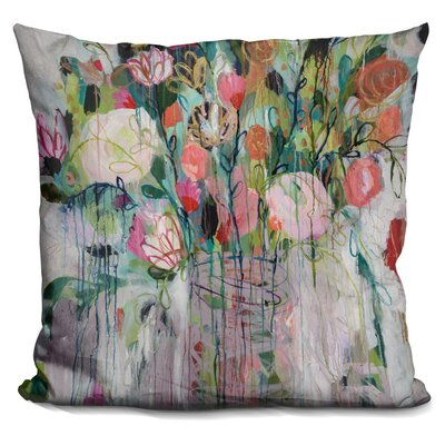 Floral and Botanical VII Throw Pillow