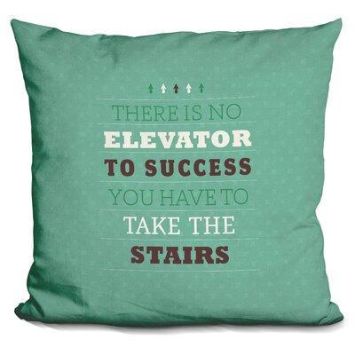 Masuda Take The Stairs Throw Pillow