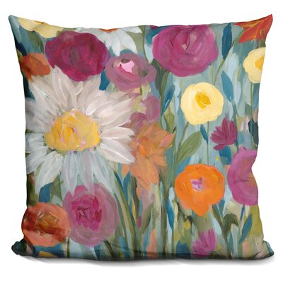 Cimino Earth at Daybreak Throw Pillow