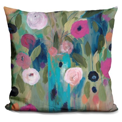 Mervilus Entwined Throw Pillow