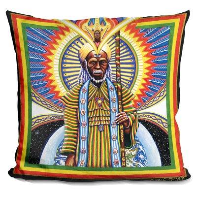 Holyman Throw Pillow