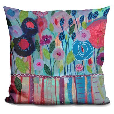 Kheyfets Cultivate Joy Throw Pillow