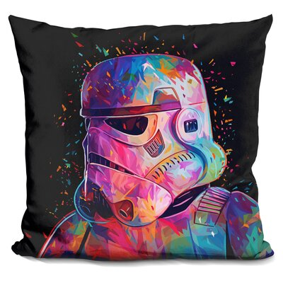 Soldier Throw Pillow