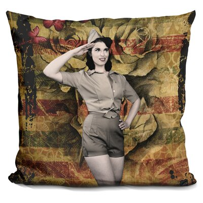 We Want You Throw Pillow