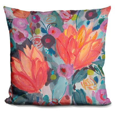 Mardis Inhalation Throw Pillow