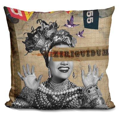 Carmen Throw Pillow