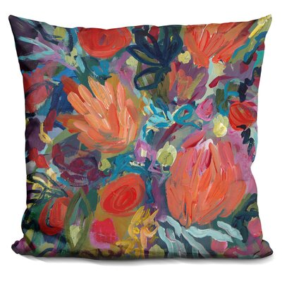 Marez Mil Besos Throw Pillow