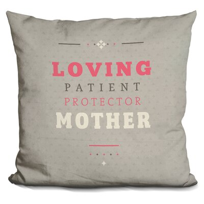 Mariotti Loving Mother Throw Pillow