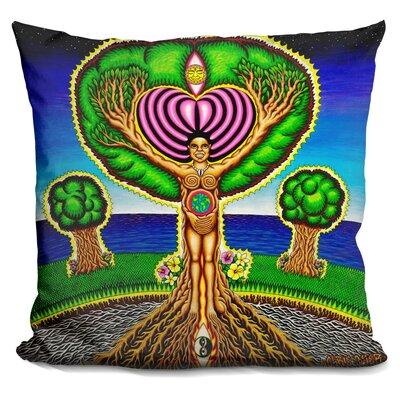 Trees Got Soul Throw Pillow