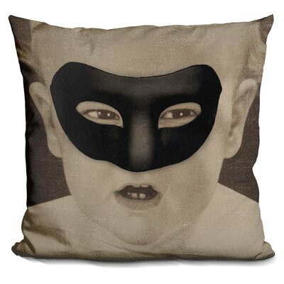 Baby Hero Throw Pillow