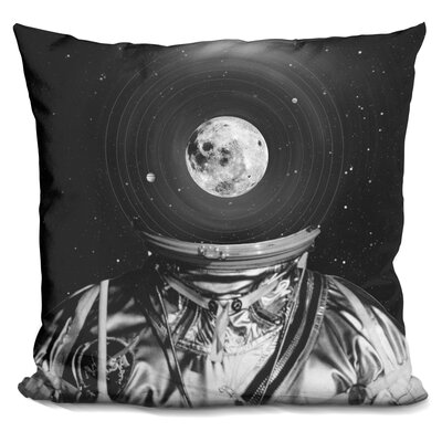 The Creator Throw Pillow